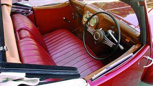 Pre-War Charm For a Post-War World - 1946-49 Triumph Roadster