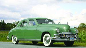 1949-'50 Frazer Standard