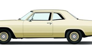 1966 L72 427/425hp Chevrolet Biscayne