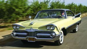 1957-'59 Dodge Custom Royal