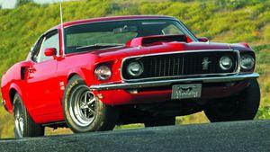 1969-'70 Mustang Boss 429