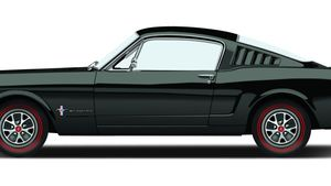 1964 1/2-'67 Ford Mustang K-code 289