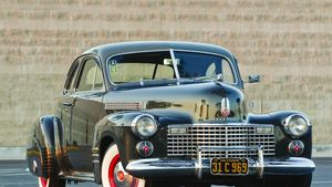 1941 Cadillac Series 62 Deluxe Coupe