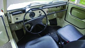 A Horse with No Name - 1973-1975 VW Thing