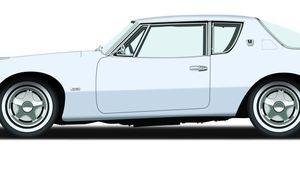 1963-'64 Studebaker Avanti