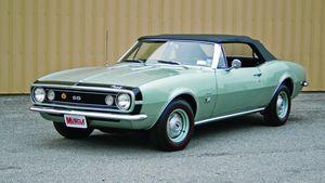 Super Star - 1967-1969 Chevrolet Camaro