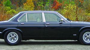 Art and Machine - 1979-1986 Jaguar XJ6; 1982-1986 Jaguar Vanden Plas