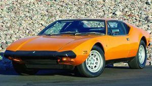 1971-1974 De Tomaso Pantera