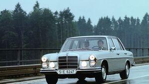 1968-'73 Mercedes-Benz 300 SEL 6.3