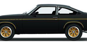 1975-'76 Cosworth Vega