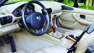 Zed Sled - 1996-2002 BMW Z3