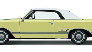 1965 Oldsmobile 4-4-2