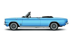 1962-'64 Chevrolet Corvair Monza Spyder