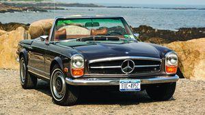 1963-1971 Mercedes-Benz 230/250/280 SL
