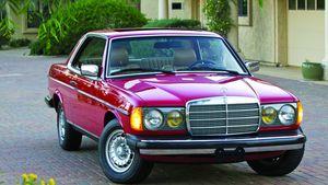 1976-1985 Mercedes-Benz W123