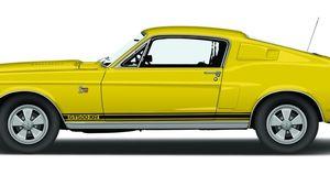 1968 Shelby Cobra G.T. 500 & Cobra G.T. 500KR