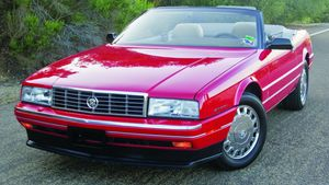 1987-1993 Cadillac Allanté