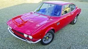 Ferrari in Disguise - Fiat Dino