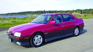 Alfa's V-6 Bargain - 1991-95 Alfa Romeo 164
