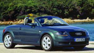 Technology and Tradition - 2000-'06 Audi TT