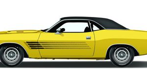 1973-'74 Dodge Challenger Rallye