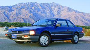 Prelude to Love - 1983-'87 Honda Prelude