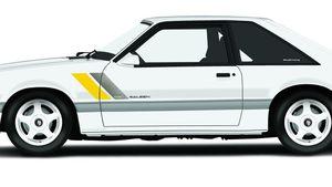 1989 Saleen Mustang SSC