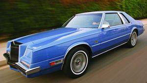 1981-'83 Chrysler Imperial