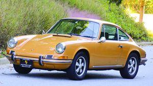Back to Basics - Porsche 912