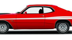 1971-'72 Dodge Dart Demon 340