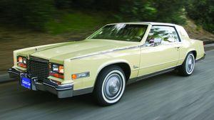 1979-1985 Cadillac Eldorado