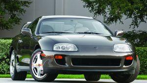 Modern-day Legend - 1993-1998 Toyota Supra