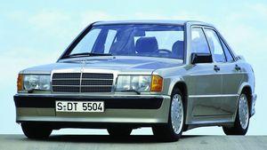 The Driver's Benz - 1985-'88 Mercedes-Benz 190E 2.3-16