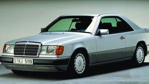 1988-'95 Mercedes-Benz 300 CE/E 320