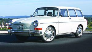 1962-1973 Volkswagen Type 3 1500/1600