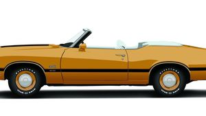 1970 Oldsmobile 4-4-2/4-4-2 W-30