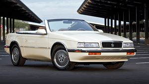 1989-'91 Chrysler's TC By Maserati