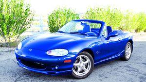 1999-2005 Mazda MX-5 Miata Buyer's Guide