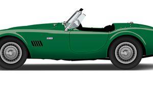 1962-'65 Shelby Cobra