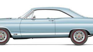 1966-'67 Fairlane GTA