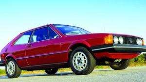 1975-'81 Volkswagen Scirocco