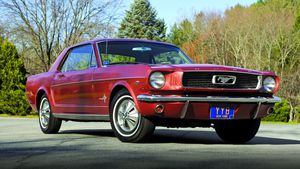 Buyer's Guide: 1965-'66 Ford Mustang