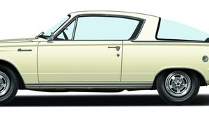 1965 Plymouth Barracuda V-8 Buyer's Guide