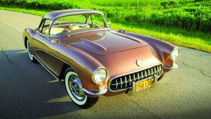 1956 Chevrolet Corvette Buyer's Guide