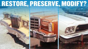 Full-frame midsize Fords won't break the bank, so which ones would you restore, preserve, or modify?