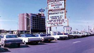 Las Vegas, 1970