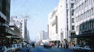 Johannesburg, South Africa, 1968