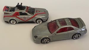 A guide to Honda's forgotten sports coupe, the Prelude, in 1/64 scale