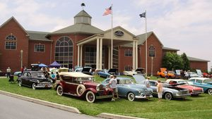 Daily Briefing: AACA Museum Recognized, Rare Model B on Display