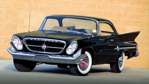 The Jet Age 1961 Chrysler 300G still soars with collectors of rare American steel